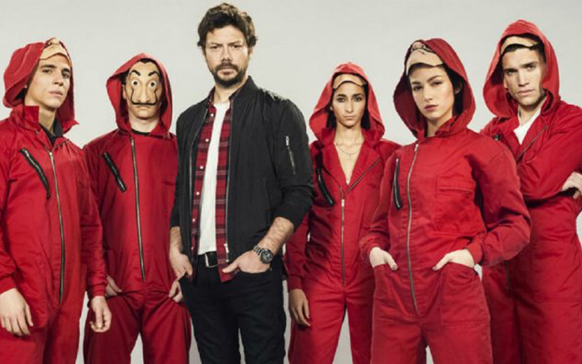 Quarta temporada de La Casa de Papel pode ser a última (Foto: Reprodução)