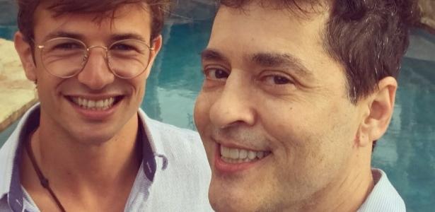 Tiago Santiago e marido estão passando por momento difícil (Foto: Reprodução)