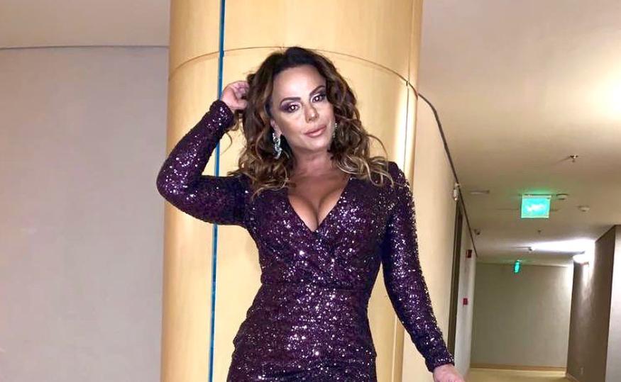 """Viviane Araújo verá o seu ex-namorado estreando na TV em """"A Dona do Pedaço"""" (Foto: Reprodução/Instagram)"""