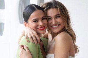 A atriz Bruna Marquezine serviu de inspiração para Sasha Meneghel (Foto: Divulgação)