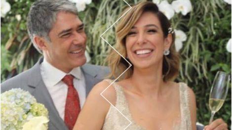 Natasha Dantas e o apresentador do Jornal Nacional da Globo, William Bonner não estão mais juntos? (Foto: reprodução)