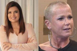 A apresentadora do SBT, Mara Maravilha desabafa sobre campanha com Xuxa, Angélica e Eliana (Foto: Reprodução)