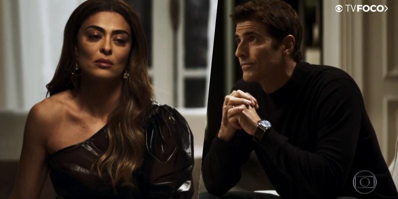 Régis quer reconquistar Maria da Paz a todo custo na trama de A Dona do Pedaço