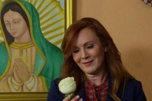 A série A Rosa dos Milagres fez com que o SBT virasse alvo da justiça (Foto: Reprodução)