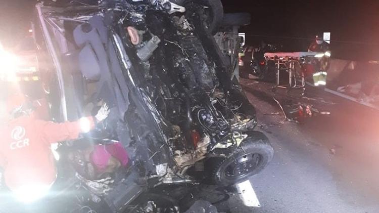 Acidente envolvendo van de famoso grupo acaba com morte em São Paulo