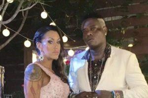 Alessandra Fernandes e MC Sapão (Reprodução)