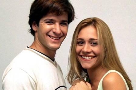 Murilo Benício e Alessandra Negrini Foto: Reprodução
