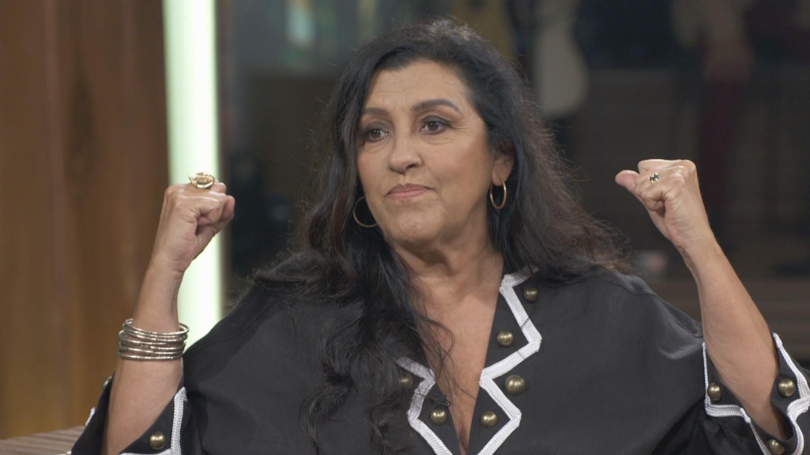 Regina Casé interpretará Lourdes em Amor de Mãe. Foto: Divulgação/ TV Globo