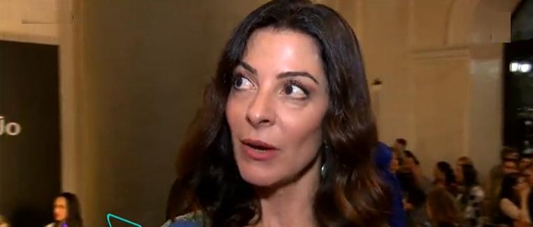 A apresentadora Ana Paula Padrão resolveu abandonar o sonho de ser mamãe. (Foto: Reprodução)