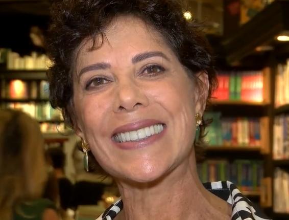A atriz Ângela Vieira está fora do ar na Globo e resolveu desabafar sobre José Mayer. (Foto: Reprodução)