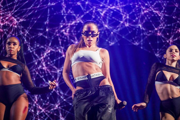 Anitta (Foto: Patricia Devoraes/ AgNews)