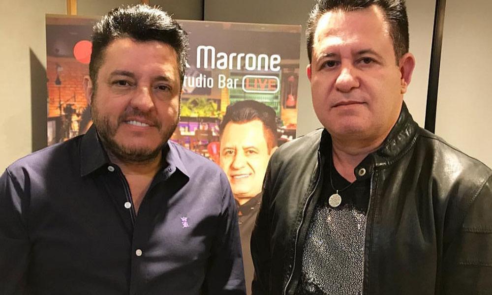 Bruno e Marrone e Marcos e Belutti