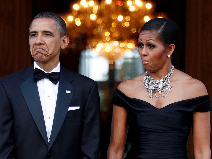 Documentário com o ex-presidente Barack Obama e sua esposa Michelle é divulgado pela Netflix (Foto: Reprodução)