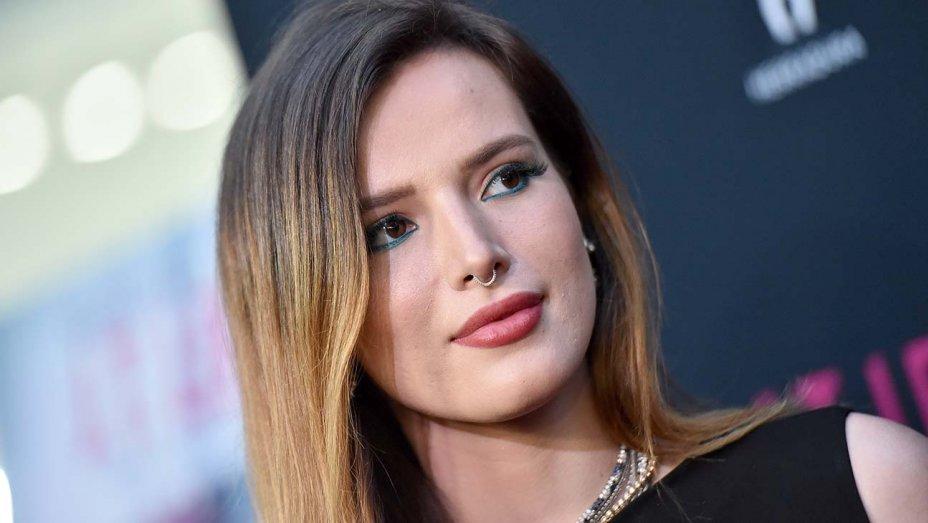 A atriz Bella Thorne será diretora de filme pornô (Foto: Reprodução)