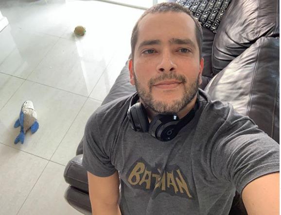Bento Ribeiro nos dias de hoje (Foto: Reprodução/ Instagram) MTV