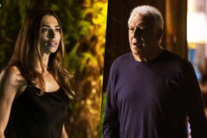 Paloma (Grazi Massafera) correrá contra o tempo para salvar Alberto (Antonio Fagundes) em Bom Sucesso da Globo