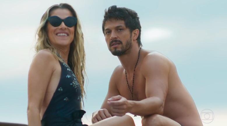 Silvana e Marcos serão flagrados na novela Bom Sucesso da Globo