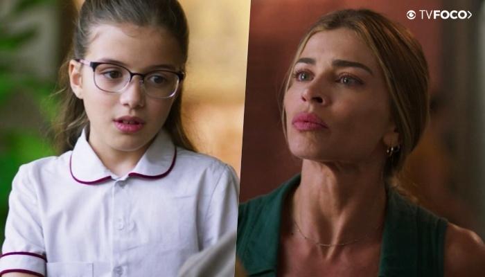 Sofia salva Paloma de ser presa na Globo e demitida em Bom Sucesso