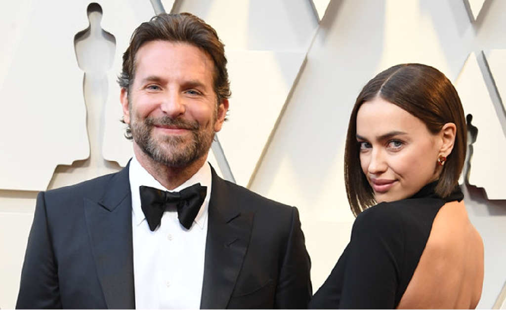 Ator Bradley Cooper e sua ex-mulher, a modelo Urina Shayk (Foto: Reprodução)