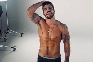 Caio Castro, ator de A Dona do Pedaço, da Globo (Imagem: Instagram)