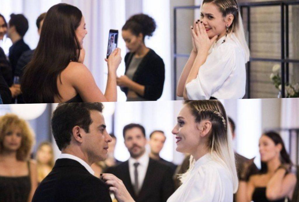 Kim vai armar casamento surpresa com Márcio em A dona do pedaço da Globo