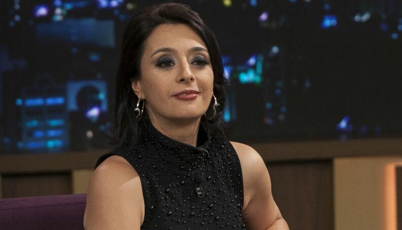 A apresentadora Catia Fonseca vai estrear a peça Melhor da Noite em São Paulo (Foto: Reprodução)