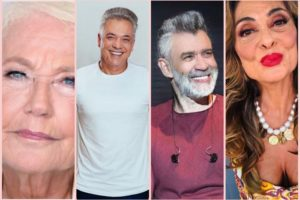 Xuxa, Wesley Safadão, Gusttavo Lima e Juliana Paes. Foto: Reprodução