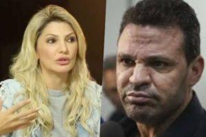 Antonia Fontenelle mandou indireta para Eduardo Costa em vídeo (Foto: Divulgação)