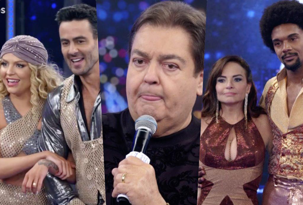 Dança dos Famosos teve estreia com gafe de Faustão, quebra de protocolo na Globo e mais