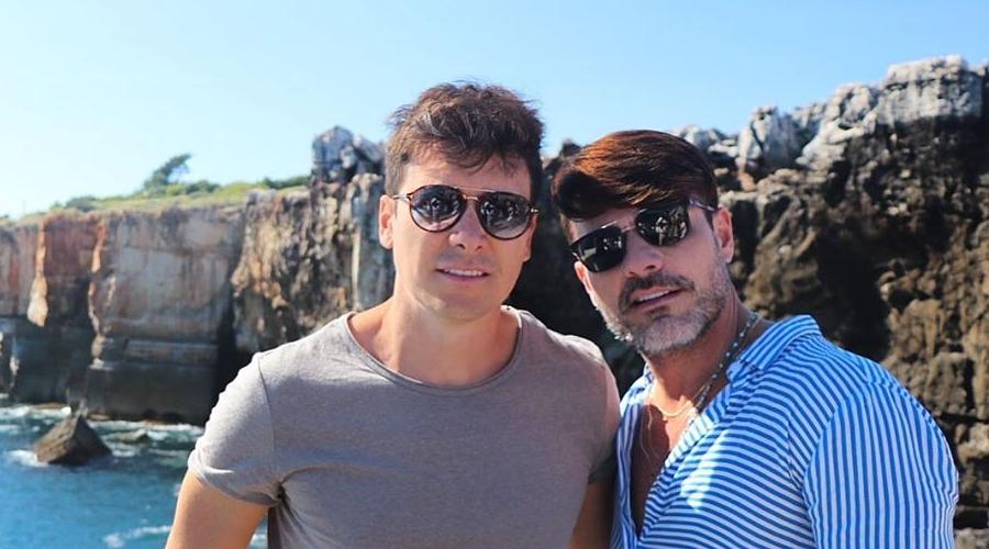Danilo Faro e Rodrigo Faro