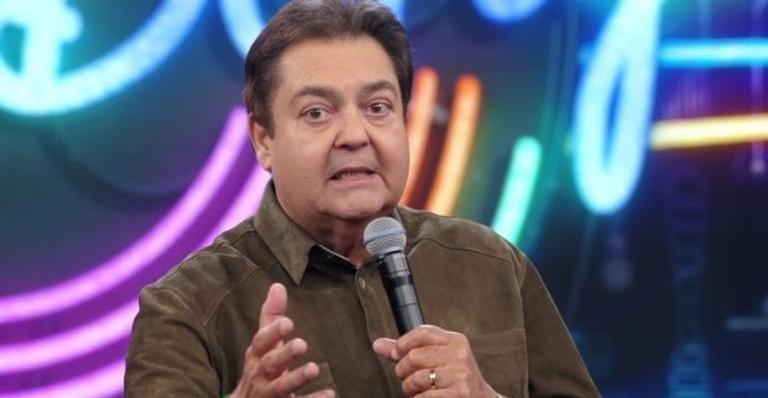 Faustão foi visto em novo horário após reformulação na Globo (Foto: Reprodução)