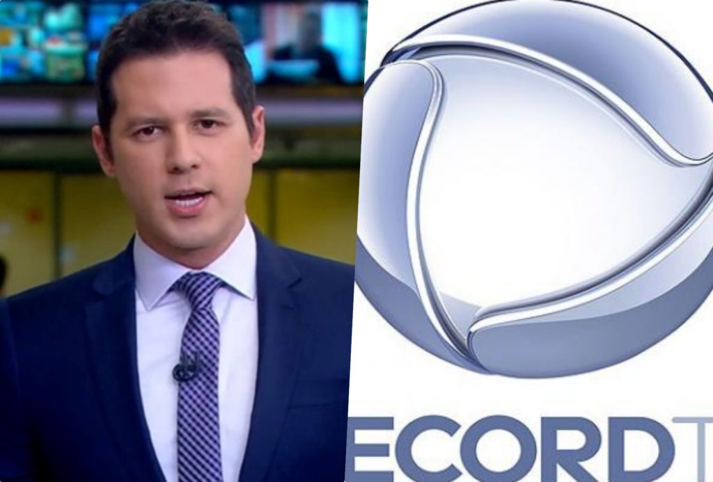 Dony de Nuccio pode ser anunciado a qualquer momento como apresentador do Domingo Espetacular da Record (Foto reprodução)