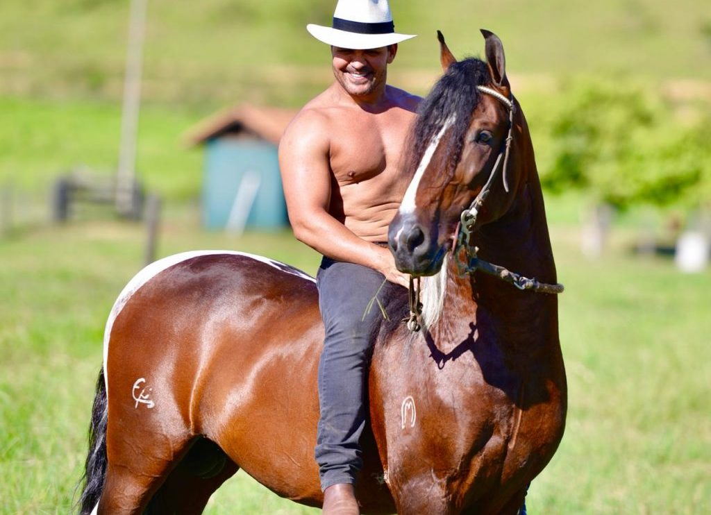 Eduardo Costa resolveu recusar a proposta milionária pelo cavalo