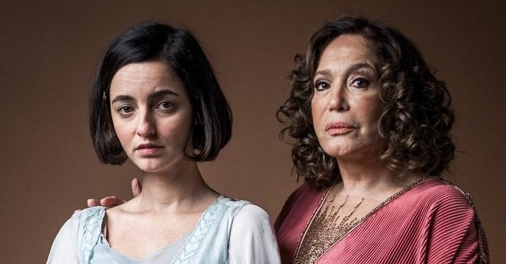 Julia Stockler e Susana Vieira estão no elenco de Éramos Seis