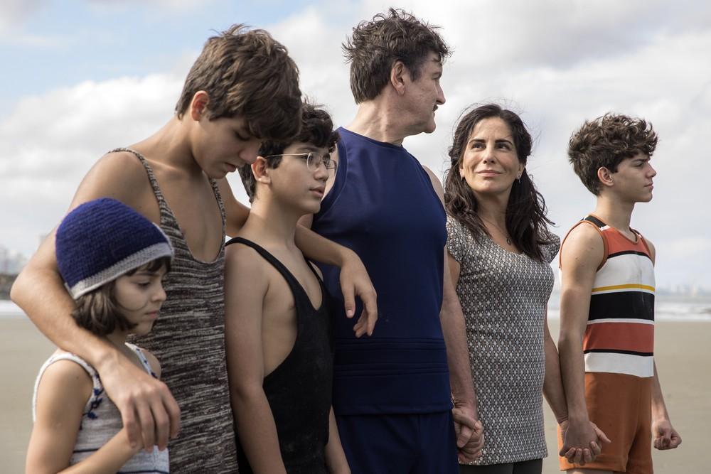 Gloria Pires protagoniza a novela Éramos Seis (Foto: Divulgação/Globo)