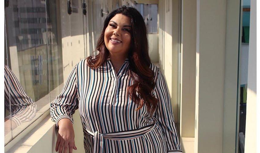 Fabiana Karla integrará elenco do programa Se Joga (Foto: Reprodução/Instagram)