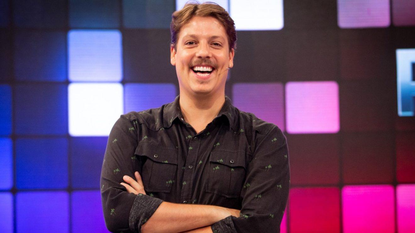 O apresentador Fábio Porchat surpreendeu com revelações (Foto: Divulgação)