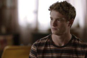 Filipe em cena de Malhação Toda Forma de Amar da Globo