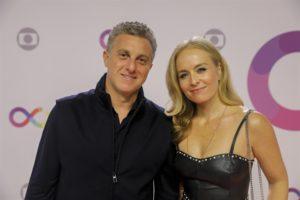 Os apresentadores da Globo Luciano Huck e Angélica (Foto: Globo/Victor Pollak)
