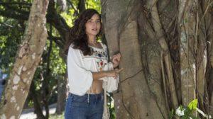 Rita (Alanis Guillen) fica preocupada após revelar segredo em Malhação: Toda Forma de Amar (Foto: Globo/Estevam Avellar)
