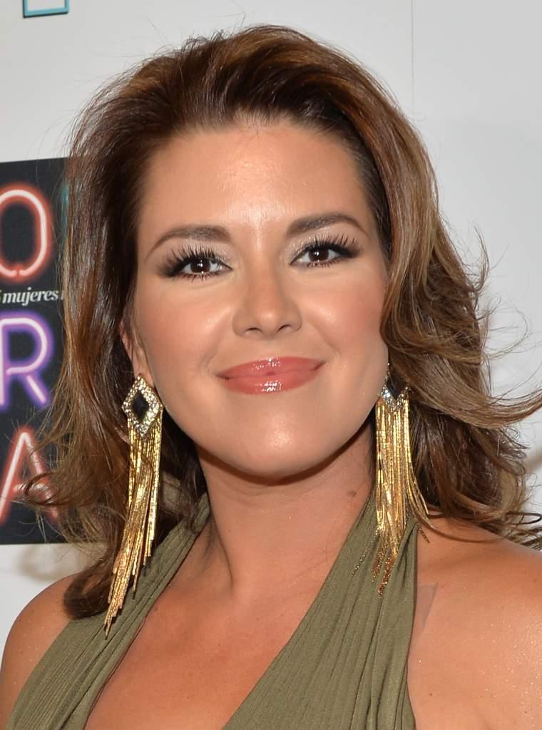 Alicia Machado (Foto: Reprodução)