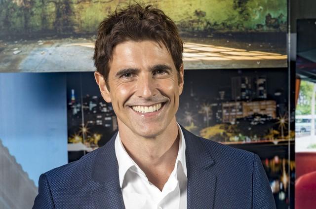 O ator Reynaldo Gianecchini vem fazendo o maior sucesso na novela das 21h, A Dona do Pedaço (Foto: Divulgação)
