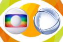 Globo e Record estariam em atrito novamente (Foto: Montagem)