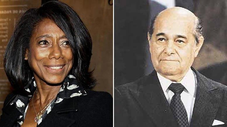 Glória Maria, da TV Globo, tem seu nome envolvido na morte do Presidente Tancredo Neves (Foto: Reprodução)