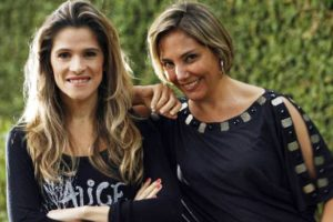 Ingrid Guimarães e Heloisa Perissé (Foto: Reprodução)