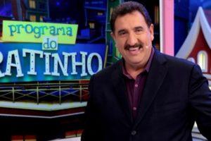 O amigo de Silvio Santos, Programa do Ratinho permanece no ar. (Foto: Divulgação)