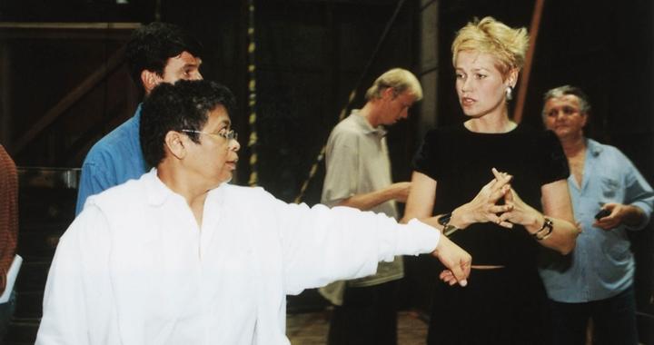 Marlene comandou vários programas na Globo. (Foto: Reprodução)