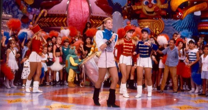 Xou da Xuxa foi um fenômeno na Globo. (Foto: Reprodução)
