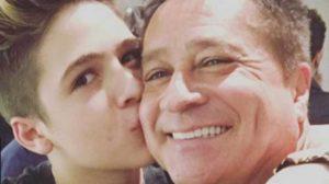 João Guilherme, filho do cantor Leonardo, causou com uma nova foto (Foto: Reprodução)