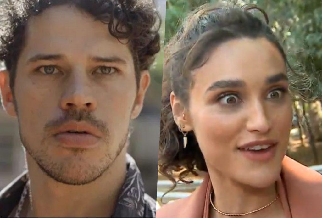 José Loreto está de mudança, mesmo em disputa por mansão com Débora Nascimento (Foto montagem TV Foco)
